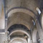 Quaranteの身廊天井