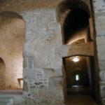 Cuxaの側廊