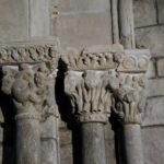 Rieux Minervoisの柱頭彫刻