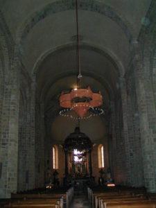 Elneの身廊