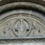 Corneilla de Conflentのタンパン