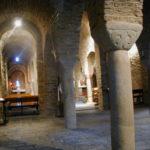 Le Canigouの側廊