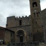 Corneilla de Conflent 教会堂正面