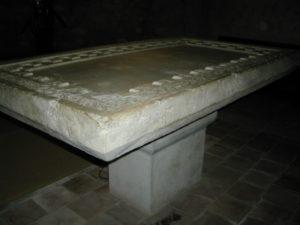St.Andre de Soredeの祭壇