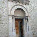 Le Boulouの扉口