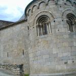 Corneilla de Conflent 後背部