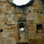 Alet les Bainsの窓