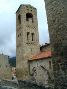Corneilla de Conflent 塔