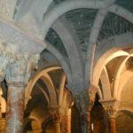Serraboneの身廊