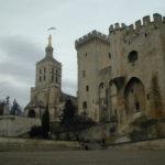Avignonの全景