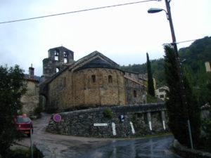 Bboule d'Amontの全景