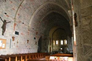 St.Albanの身廊