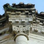 Beziersの柱頭彫刻