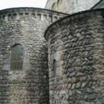 St.Andre de Soredeの後背部