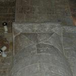 St.Martin de Londresの柱頭彫刻