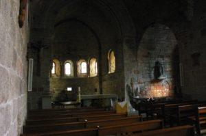 St.Albanの内陣
