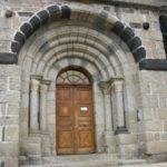 Nasbinalsの扉口