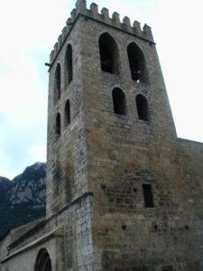 Villefranche de Conflentの塔