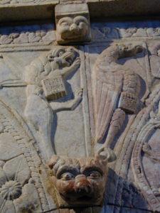 Serraboneの彫刻