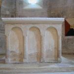 St.Martin de Londresの祭壇