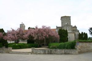 Germigny des Pres 全景