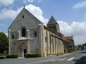 La Celle Bruereの全景