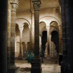 Chateaumeillantの身廊