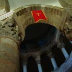 Neuvy St.Sepulcreの円堂内陣