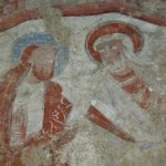 Areinesの壁画