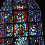 Chartres 青い聖母