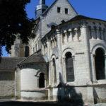 St.Genouの後背部