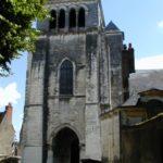 St.Aignan sur Cher 教会堂正面
