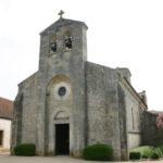 Germigny des Pres 教会堂正面