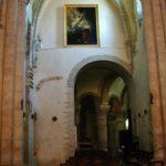 Neuvy St.Sepulcreの円堂入口