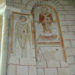 Meobecqの壁画