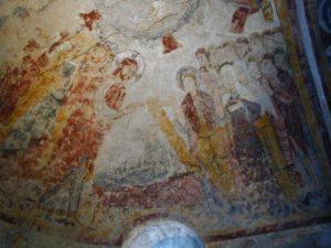 St.Aignan sur Cher 壁画