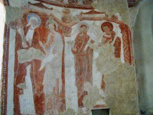 Areines壁画