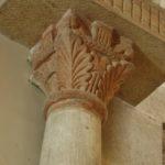 Germigny des Pres 柱頭彫刻