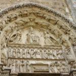 Chartres 右扉口 タンパン