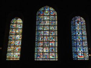 Chartres ステンドグラス
