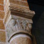 Vesdunの柱頭彫刻