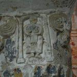 Lavardin 柱頭彫刻