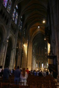 Chartres 身廊