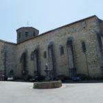 Bussiere Badil 教会堂側面