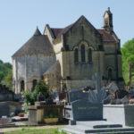 Cenac 教会堂側面