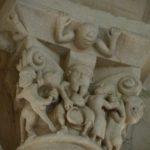 Cenac 柱頭彫刻