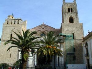 Monreale 教会堂正面