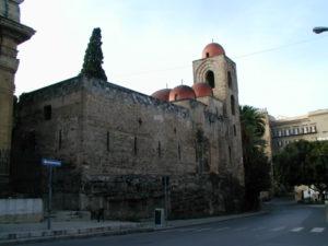 Palermo / San Giovanni degli Eremiti 全景
