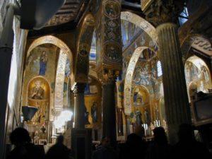 Palermo / Cappella Palatina 側廊