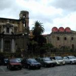 Palermo / Chiese della Martorana 全景